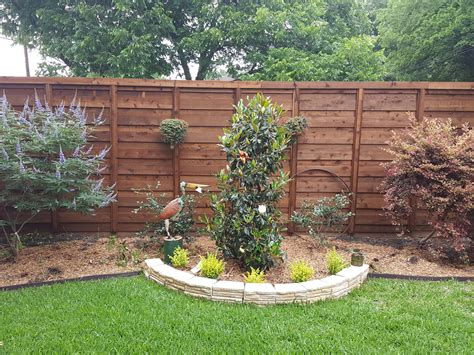 texas  stain fence company outdoor living