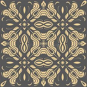 Bettwäsche Orientalisches Muster : orientalisches abstraktes vektor muster vektor abbildung illustration von graphik arabeske ~ Whattoseeinmadrid.com Haus und Dekorationen