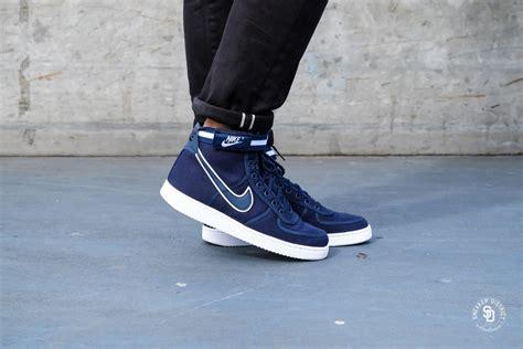 Nike Vandal High Supreme by Nike Vandal High Supreme Obsidian White 318330 402