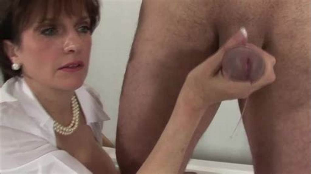 #Mature #Lady #Sonia #Teasing #Submissive #Guy #Xxxbunker