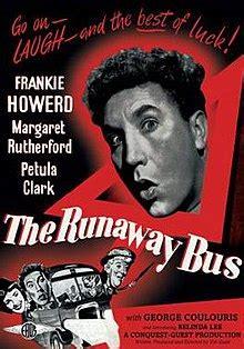runaway bus wikipedia
