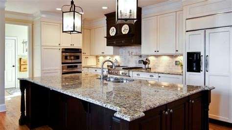 white kitchen cabinets with countertops santa cecilia granite countertops prefab granite 2073