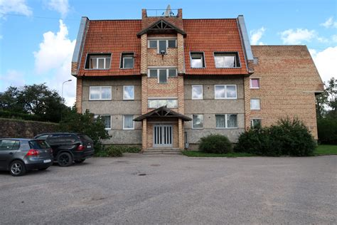 Par daudzdzīvokļu ēku siltināšanu » Kuldīgas komunālie ...