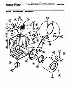 Wiring Diagram  33 Frigidaire Affinity Dryer Parts Diagram
