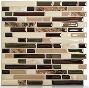 Carrelage Auto Adhésif : test le carrelage adh sif par smart tiles initiales ~ Premium-room.com Idées de Décoration