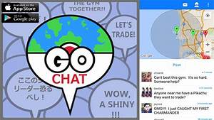 chat for pokemon go gochat 5 1 apk for your game