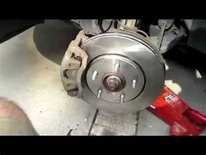 2008-2012 Front Brakes Chrysler Town And Country