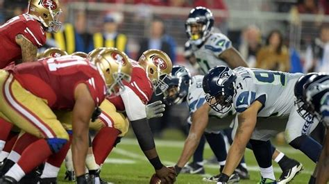 san francisco ers  seattle seahawks nfl en vivo