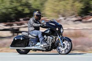 First Ride: New Indian Chieftain Limited | MCN  Indian