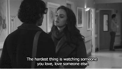 Watching Someone Else Hardest Thing Gossip Quote
