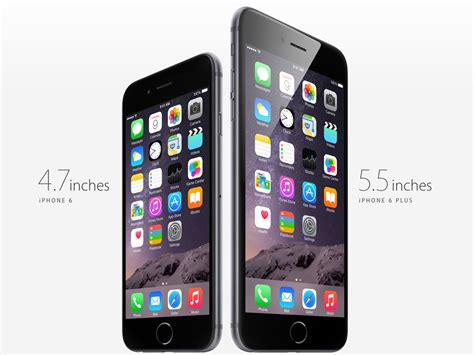 iphone six plus 10 differences between iphone 6 and iphone 6 plus