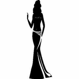 Femme robe elegante stickers murals for Robe de cocktail combiné avec swarovski collier transparent