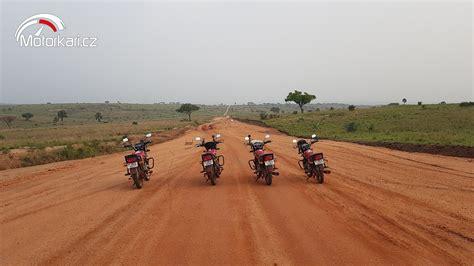 Cestopisy na motorce UGANDA - Perla černého kontinentu ...