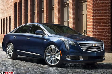2018 Cadillac Xts Is A Spacious Sedan With Confident
