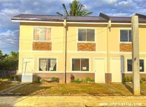 1 214 000 rent to own house and lot townhouse in calamba park residences house lot for sale