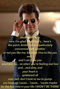 Pretty in Pink ... Funny Indie Quotes
