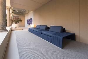 Canapé Bleu Marine : meubles d co de luxe magnifiques par paola lenti ~ Teatrodelosmanantiales.com Idées de Décoration