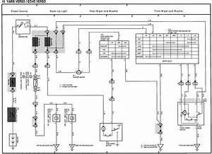 2004 Toyota Echo Wiring Diagram