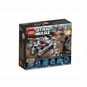 Faucon Millenium Star Wars : lego star wars 75193 microfighter faucon millenium lego achat prix fnac ~ Melissatoandfro.com Idées de Décoration