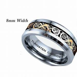 his and hers matching tungsten carbide wedding engagement With celtic wedding rings his and hers