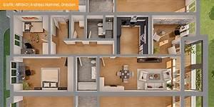 3d Planer Wohnung : stadtpalais am volkspark 1 og we 09 wachtel wohnbauten ~ Indierocktalk.com Haus und Dekorationen