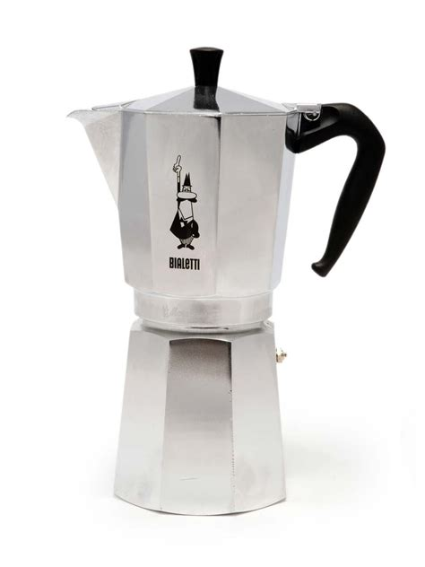 An authentic italian coffee maker is a great conversation piece, a lifelong investment and an object of art for your kitchen. Bialetti 12 Cup Mr Moka Stovetop Italian Espresso Maker (6853) | eBay