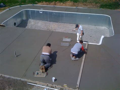 inground swimming pool contractor louisville ky