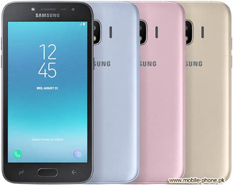 Samsung Galaxy J2 Pro 2018 Mobile Pictures