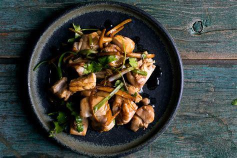 ginger scallion chicken recipe nyt cooking