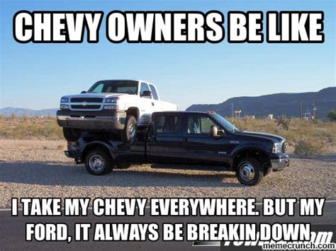 ford  chevy