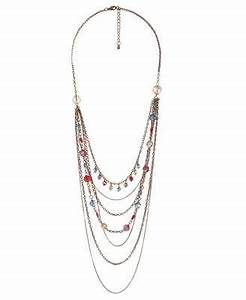 Type of Necklaces by Forever 21 Paperblog