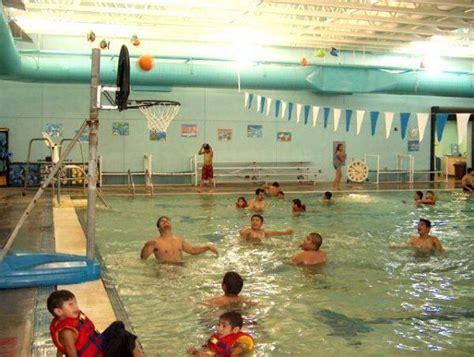 Woodburn Memorial Aquatic Center  Map Of Play