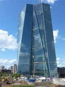 EZB Turm Frankfurt am Main bunkerFFM