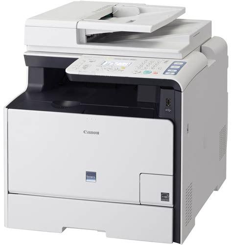 colored laser printer canon imageclass mf 8380cdw mfp reconditioned copyfaxes