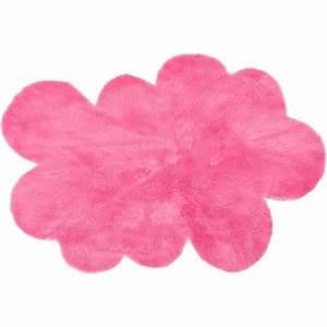 Tapis Rose Fushia : tapis enfant nuage rose achat vente tapis cdiscount ~ Teatrodelosmanantiales.com Idées de Décoration