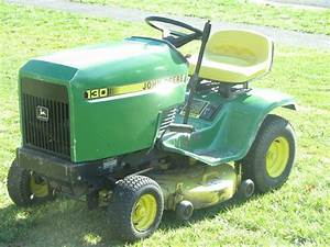John Deere 330 Lawn Tractor Manual Diagram