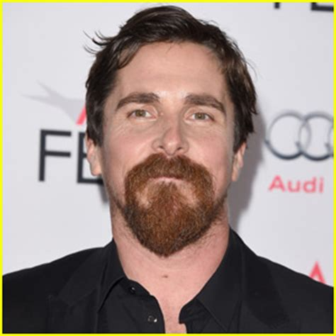 Christian Bale Gets Sweaty During Pre Birthday Workout