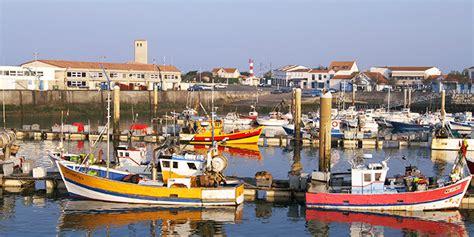 oleron chambres d hotes le port de pêche de la cotinière office de tourisme de