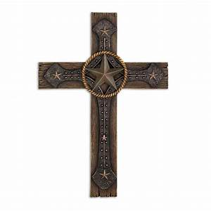 Wholesale Rustic Cowboy Wall Cross - Buy Wholesale Wall Decor