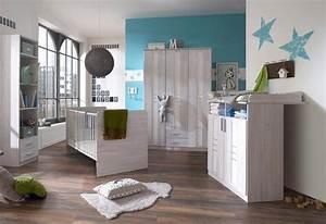 Babybett Und Wickelkommode Set : komplett babyzimmer pellworm babybett wickelkommode ~ Lateststills.com Haus und Dekorationen