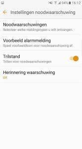 NL Alert instellen: zo zorg je dat je telefoon er klaar