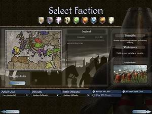 Factions in Empire total war