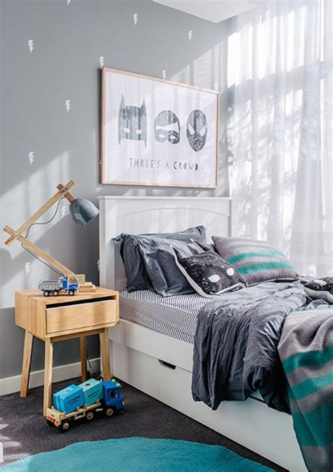 Classic Boys' Room  12 Amazing Kids Bedrooms Children's