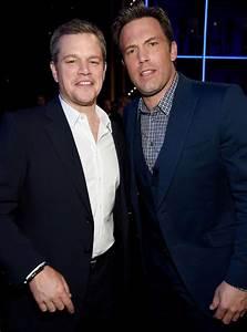 Matt Damon refuses to work with BFF Ben Affleck who always ...