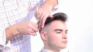 L Homme Tendance : skin fade pompadour publicit tendance coiffure pour homme ~ Carolinahurricanesstore.com Idées de Décoration