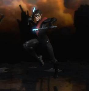 Injustice: Gods Among Us: Nightwing New 52 Alternate ...