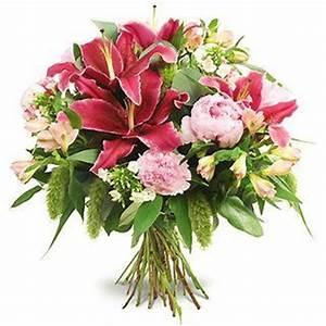 des idees pour la fete des meres par interflora paperblog With affiche chambre bébé avec bouquet de fleurs lys