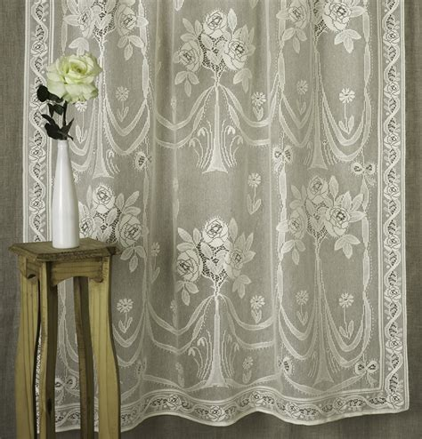 creative ideas lace curtains easy style lace curtain
