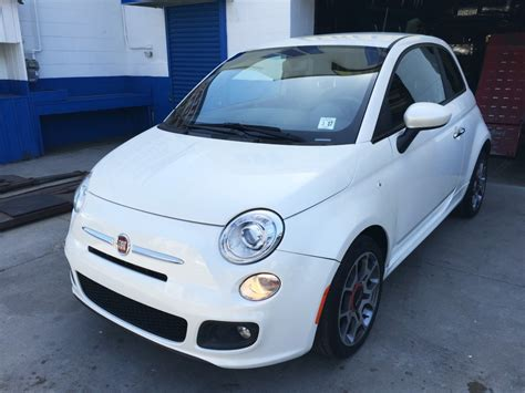 Used Fiat 500 Sport by Used 2012 Fiat 500 Sport Coupe 7 990 00
