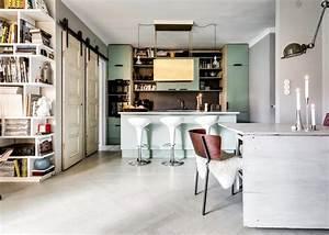 Cuisine Deco Industrielle : d co industrielle vintage blog d co design clem around the corner ~ Carolinahurricanesstore.com Idées de Décoration